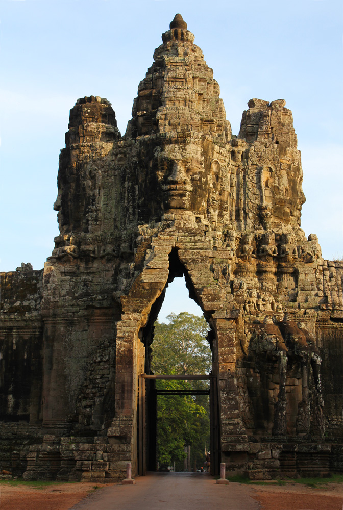 Entrance to Angkor