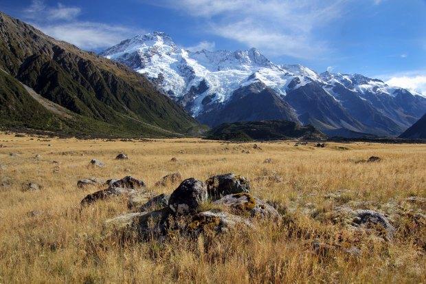 Mount Sefton range