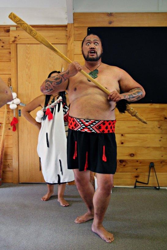 Haka dance