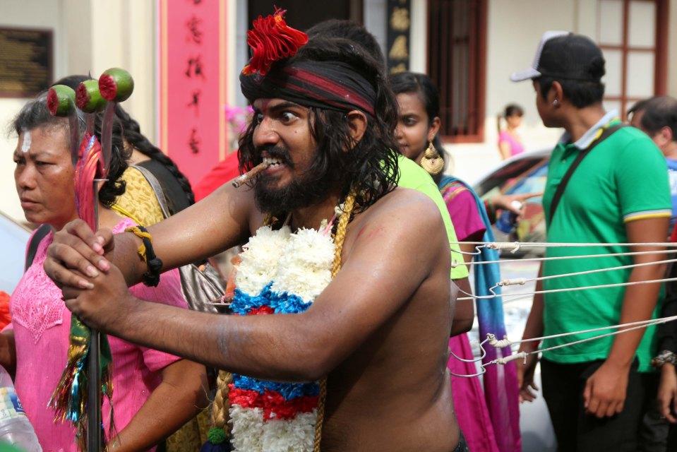 Ancient Hindu Festival in Melaka