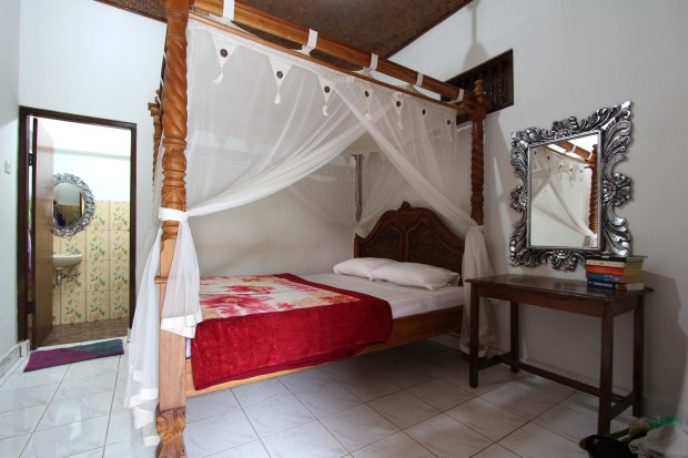 Our second room in Ubud